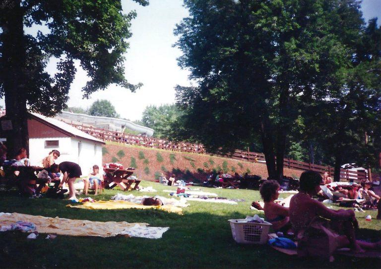 Longest line during summer 1989